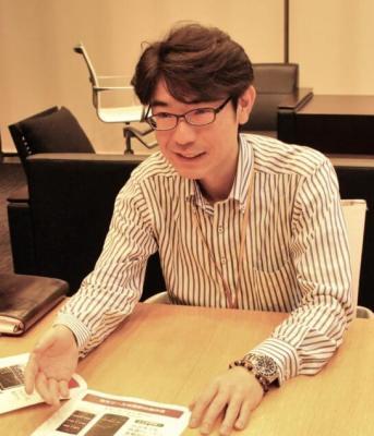 岡三オンライン証券の鈴木さんの資料の説明