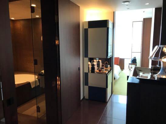 アンダーズ東京の客室