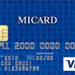 エムアイカード(Visa)