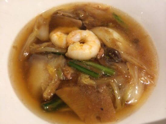 伊勢丹の中華料理 (中華丼)
