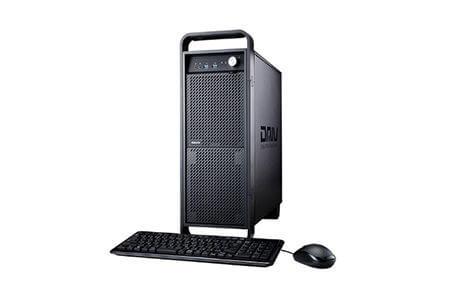 マウスコンピューター タワー型クリエイター向けデスクトップパソコン