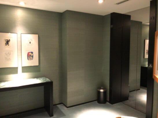 クラブ オン ザ パークの47Fへのエレベーター