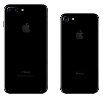 iPhone 7、7 Plusのジェットブラック