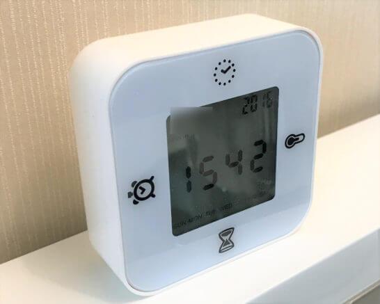 東京マリオットホテルの時計