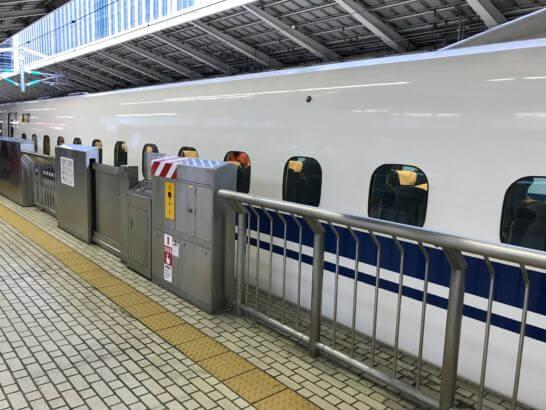 東海道新幹線(東京駅)