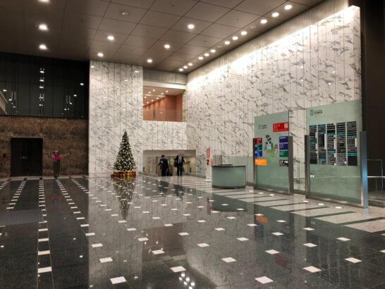 住信SBIネット銀行のオフィスがある泉ガーデンタワー (2)のオフィスがある泉ガーデンタワー (1)
