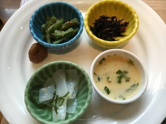 吉祥寺第一ホテルの朝食 (和食)