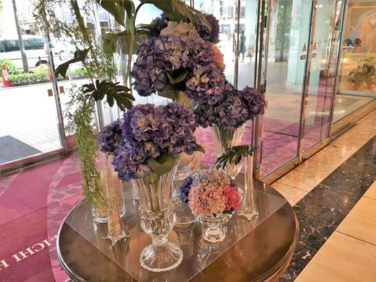 吉祥寺第一ホテルの花