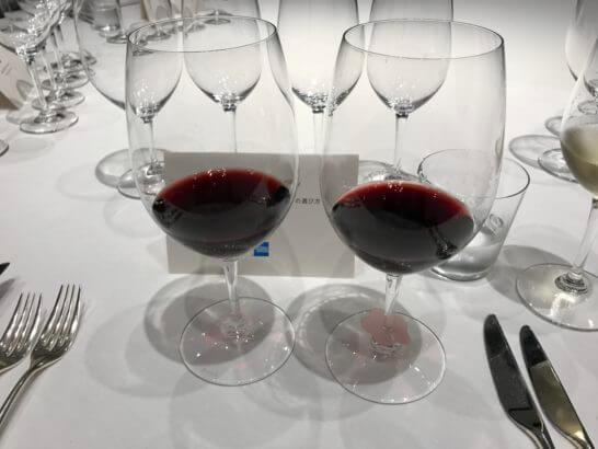 田崎真也に学ぶ、スマートなワインの選び方のトーク・セッションで出たワイン