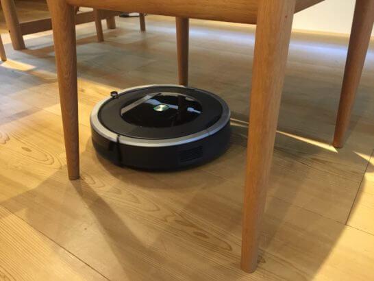ロボット掃除機「ルンバ」
