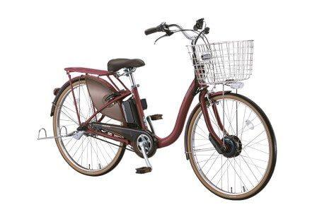 電動アシスト自転車「フロンティアロイヤル」