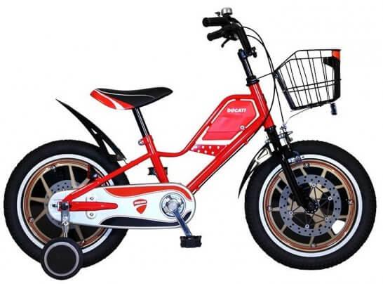 ドゥカティ16型子供用自転車(TDK-163)