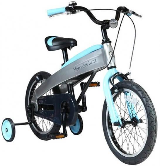 メルセデス・ベンツ16型子供用自転車(MB-16)