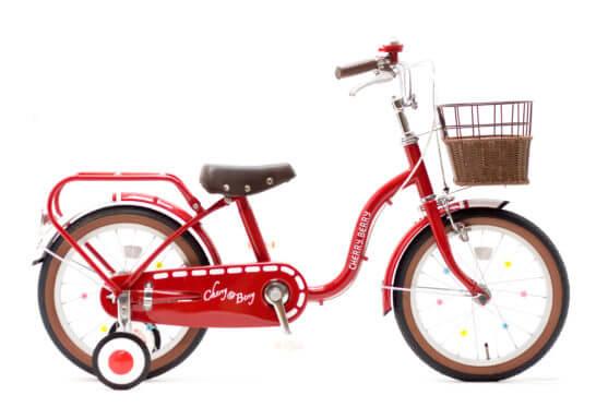 SOGO 子供自転車 チェリアンドベリーC&B