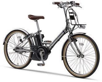 YAMAHA電動アシスト自転車(CITY-V)2018年モデル