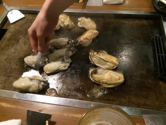 大木屋の牡蠣