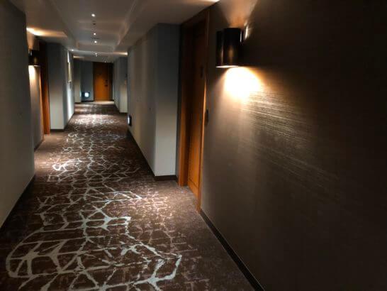 横浜ベイシェラトン ホテルのクラブフロア