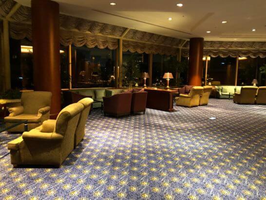 ウェスティンホテル東京のフロア