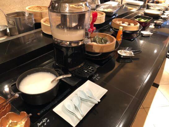 ウェスティンホテル東京のザ・テラスのちまき・点心