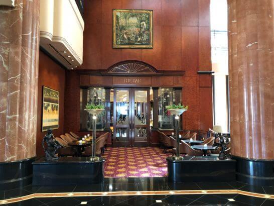 ウェスティンホテル東京のザ・バー