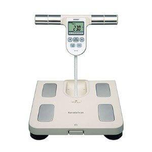 オムロン 体重体組成計 両手両足測定タイプ