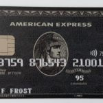 アメックスのセンチュリオン・カード