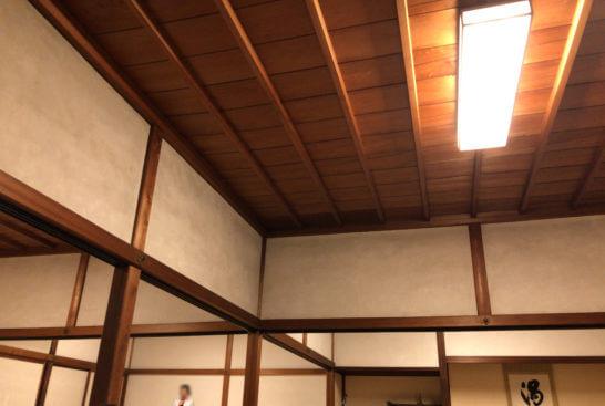 醍醐寺のご法話の会場