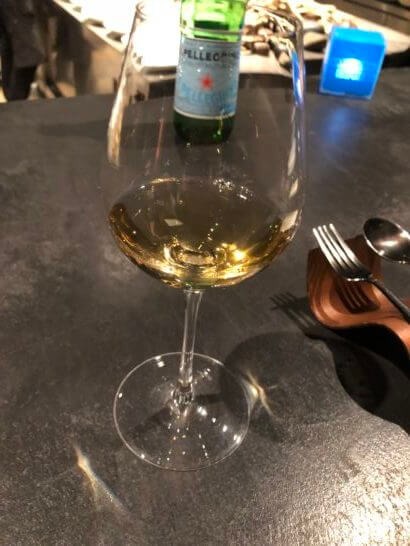 フロリレージュの白ワイン