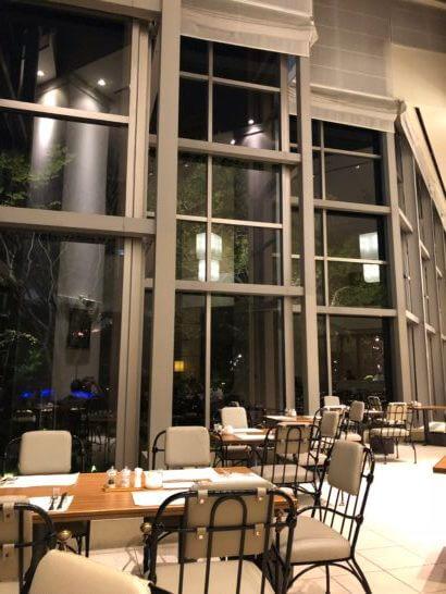 神戸ベイシェラトン ホテル&タワーズの「ガーデンカフェ」