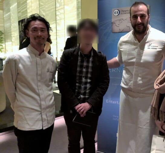 エリック・アズーグシェフ、茂田スーシェフ、まつのすけ
