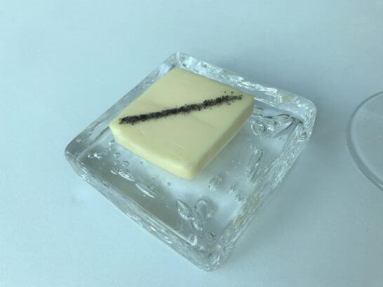 コンラッド東京のコラージュのバター