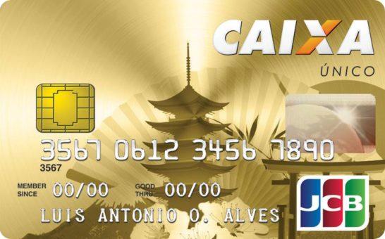 CAIXA JCB Único(ウニコ)カード