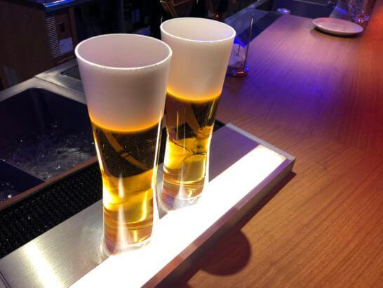 THE DAD BODの特製生ビール