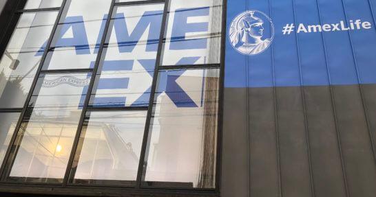 #AmexLifeが開催された建物