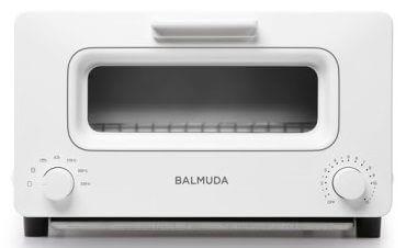 BALMUDAの「The Toaster」(ホワイト)