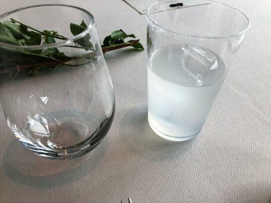 マルガリータ カサ ドラゴノス ブランコ コアントロー ライム 塩