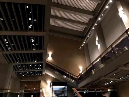 東京国立博物館の館内