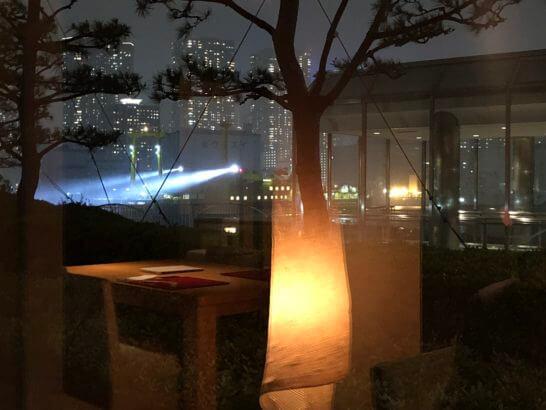 分とく山 ホテルインターコンチネンタル東京ベイ店