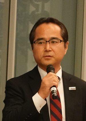 三井住友トラストクラブの五十嵐 幸司 代表取締役社長