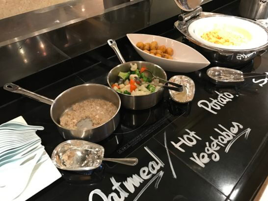 ウェスティンホテル東京のザ・テラスの煮料理