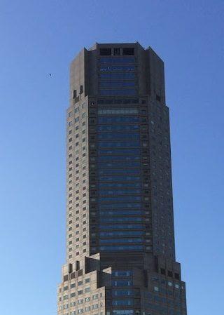 GMOあおぞらネット銀行が入居するセルリアンタワー