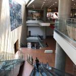 国立国際美術館の館内