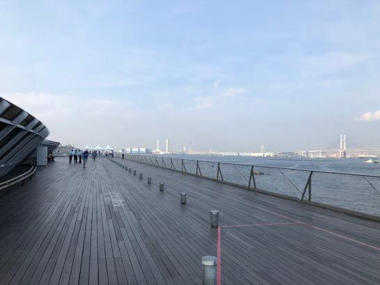 横浜大さん橋