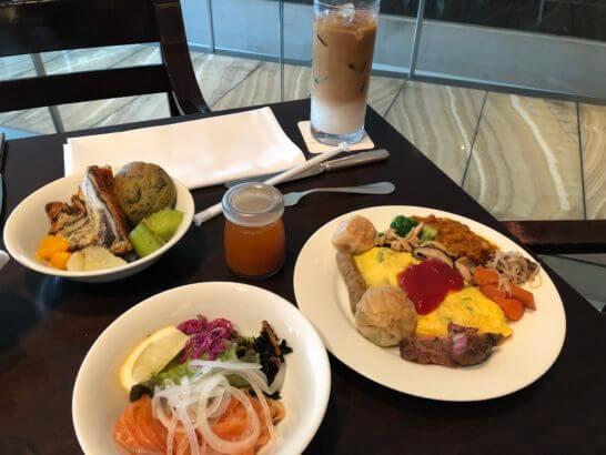 グランドハイアット東京の朝食