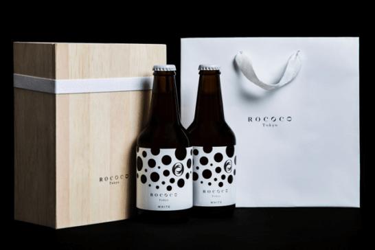 ROCOCO Tokyo WHITEの2本ギフトセット