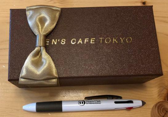 ケンズカフェ東京のガトーショコラの箱