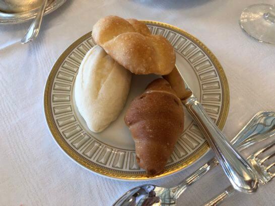 アメックスの東京花火大祭のパン
