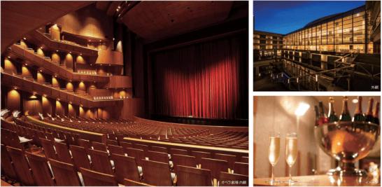 新国立劇場の優待特典