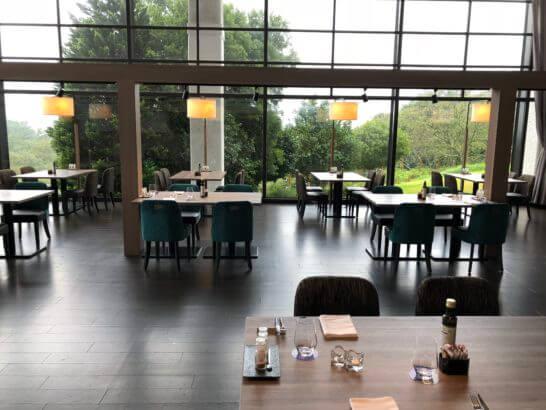 伊豆マリオットホテル修善寺のレストラン