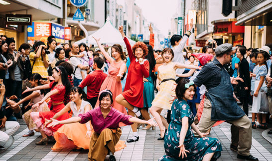 SHOP LOCALのSTREET THE MUSICAL
